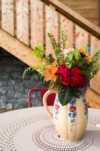 chalet monts vase